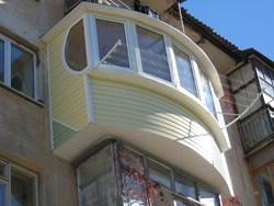 объединение комнаты и балкона в Северске