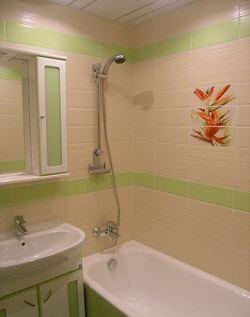 Ремонт ванной в Северске