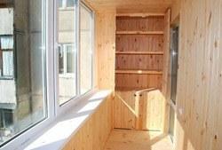 Отделка, ремонт, утепление, балконов и лоджий г. Северск