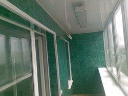 козырьки на балкон в Северске
