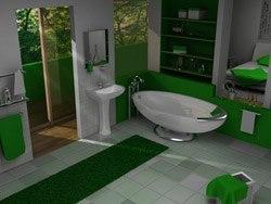 Ремонт ванной комнаты в Северске